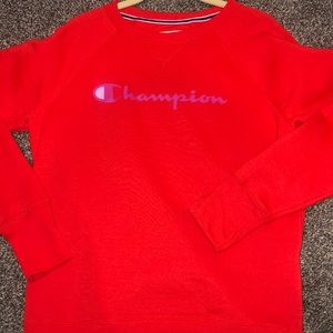 Champion sweatshirt-Worn once!